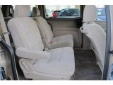 2001 Honda Odyssey Interiors