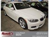2012 Alpine White BMW 3 Series 335i Convertible #58782775