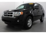 2009 Black Ford Escape XLT #58782411