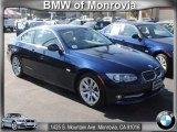 2011 Deep Sea Blue Metallic BMW 3 Series 328i Coupe #58782754