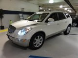 2008 White Diamond Tri Coat Buick Enclave CXL AWD #58782712