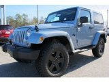 2012 Jeep Wrangler Winter Chill Pearl