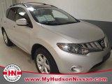 2010 Brilliant Silver Metallic Nissan Murano SL #58782237