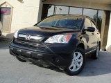2009 Crystal Black Pearl Honda CR-V EX #58782696