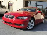 2007 Crimson Red BMW 3 Series 328i Coupe #58782695