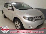 2010 Brilliant Silver Metallic Nissan Murano SL #58782230