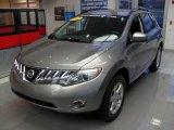 2010 Platinum Graphite Metallic Nissan Murano SL AWD #58783051