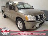 2007 Granite Nissan Titan SE Crew Cab #58782210