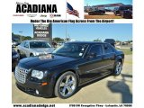 2008 Brilliant Black Crystal Pearl Chrysler 300 C SRT8 #58782665
