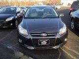 2012 Sterling Grey Metallic Ford Focus SE Sedan #58783018