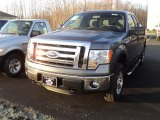 2011 Sterling Grey Metallic Ford F150 XLT SuperCab 4x4 #58783009