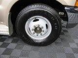 1999 Ford F350 Super Duty XL Regular Cab Dually Wheel