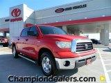 2008 Radiant Red Toyota Tundra SR5 CrewMax #58782605