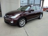 Infiniti EX 2012 Data, Info and Specs
