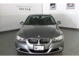 2011 Space Gray Metallic BMW 3 Series 328i xDrive Sedan #58782575