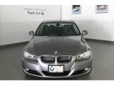 2011 Space Gray Metallic BMW 3 Series 328i xDrive Sedan #58782574