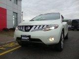 2009 Glacier Pearl Nissan Murano LE AWD #58724820