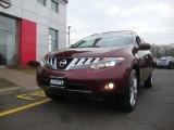 2009 Merlot Metallic Nissan Murano LE AWD #58724816