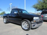 2001 Chevrolet Silverado 1500 LS Regular Cab Custom Wheels