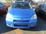 2003 Suzuki Aerio Catseye Blue Metallic