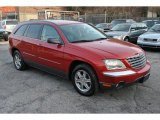 2004 Inferno Red Pearl Chrysler Pacifica AWD #58853266