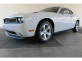2011 Bright White Dodge Challenger Rallye #58853249