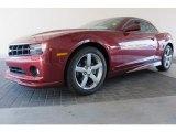 2010 Red Jewel Tintcoat Chevrolet Camaro LT Coupe #58853248