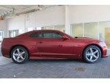 2010 Chevrolet Camaro LT Coupe Red Jewel Tintcoat