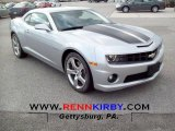 2010 Silver Ice Metallic Chevrolet Camaro SS/RS Coupe #58852912