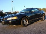 2000 Black Ford Mustang V6 Convertible #58852579