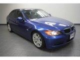 2008 Montego Blue Metallic BMW 3 Series 328i Sedan #58852897