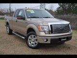 2011 Pale Adobe Metallic Ford F150 XLT SuperCab #58852550