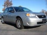 2007 Silverstone Metallic Chevrolet Malibu LS Sedan #58852858