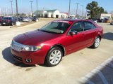 2008 Vivid Red Metallic Lincoln MKZ Sedan #58852855