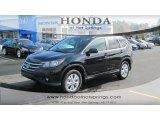 2012 Crystal Black Pearl Honda CR-V EX-L #58852842
