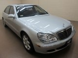 2004 Brilliant Silver Metallic Mercedes-Benz S 430 4Matic Sedan #58852500