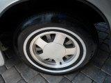 GMC Savana Van 2000 Wheels and Tires
