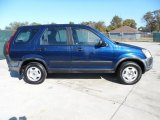 2002 Honda CR-V LX Data, Info and Specs