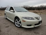 2004 Pebble Ash Metallic Mazda MAZDA6 s Sport Wagon #58852421
