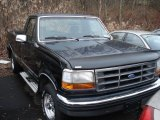 1992 Ford F150 S Regular Cab 4x4