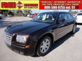2005 Deep Lava Red Pearl Chrysler 300 Touring #58853054