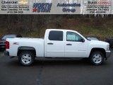 2012 Summit White Chevrolet Silverado 1500 LT Crew Cab 4x4 #58852700