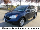 2009 Royal Blue Pearl Honda CR-V LX #58852383