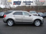 2012 Graystone Metallic Chevrolet Equinox LT AWD #58852697
