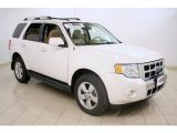 2009 White Suede Ford Escape Limited V6 4WD #58853003