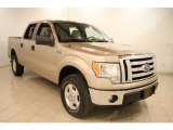 2011 Pale Adobe Metallic Ford F150 XLT SuperCrew 4x4 #58853000