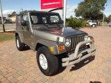 2006 Light Khaki Metallic Jeep Wrangler X 4x4 #58915788