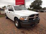 2010 Stone White Dodge Ram 1500 ST Quad Cab #58915779