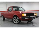 1981 Volkswagen Rabbit Pickup Caddy