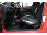 Volkswagen Rabbit Pickup Interiors
